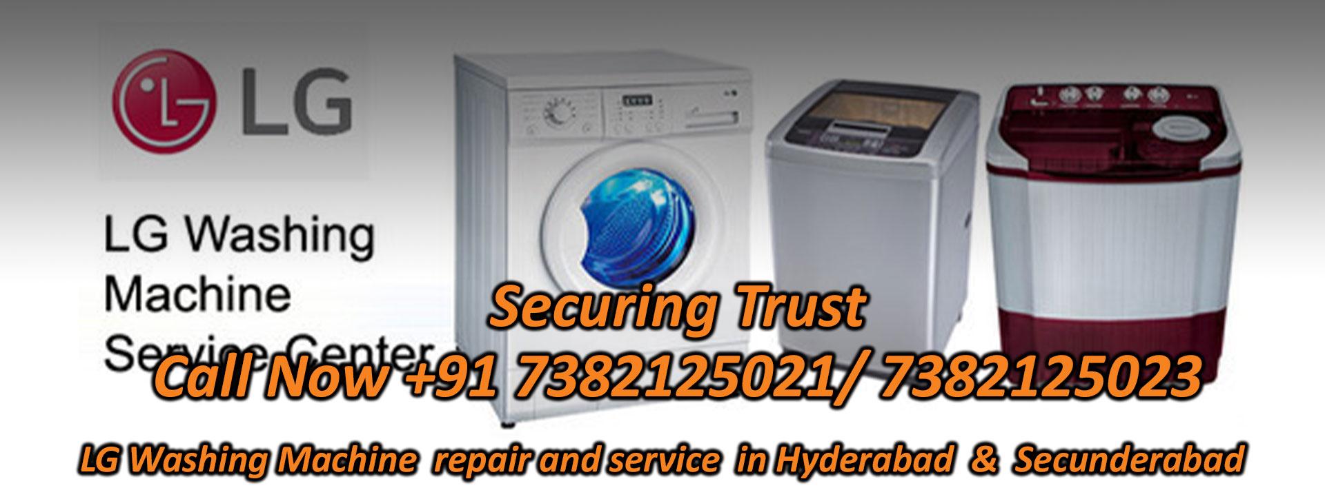 Lg Washing Machines Service Center Hyderabad Secunderabad Sb Electronics Services